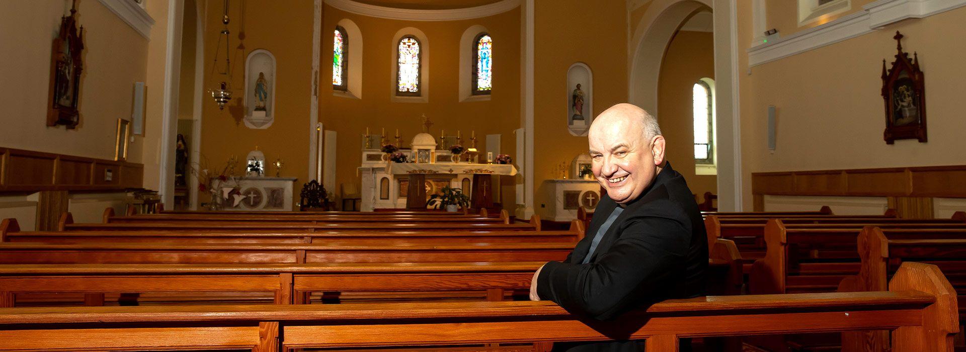 Fr Dan Cavanagh, Rosbercon